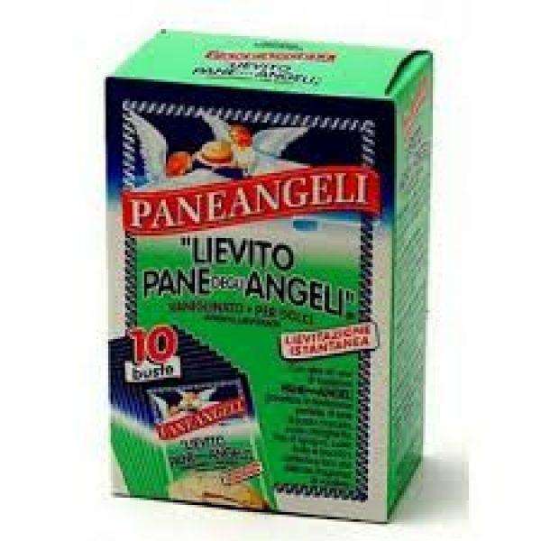 Panengeli-Lievito Vanigliato-
