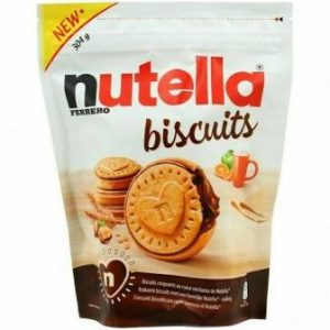Ferrero -Nutella biscuits-