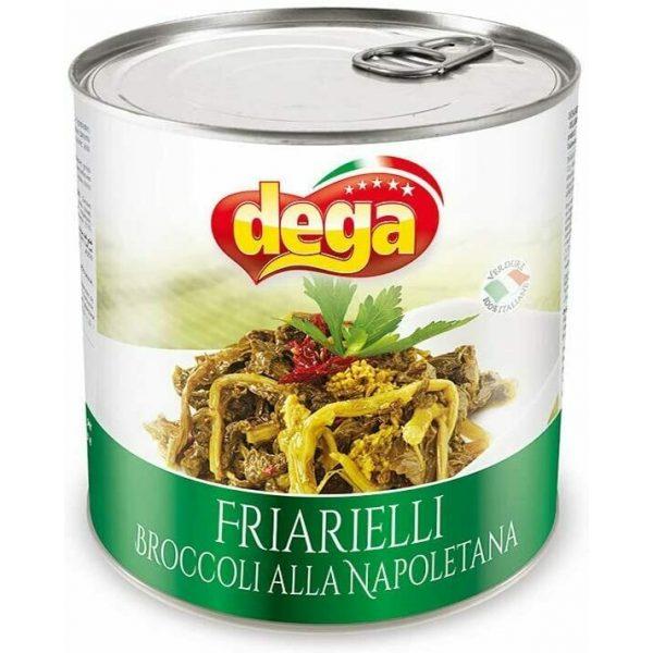 Dega -Friarielli broccoli alla Napoletana-