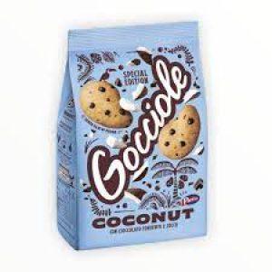 gocciole coconut, pavesi